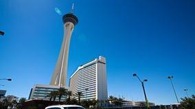 las stratosfera Vegas zdjęcie royalty free