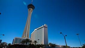 las stratosfera Vegas zdjęcia stock