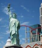 las swobody statua Vegas Zdjęcia Royalty Free