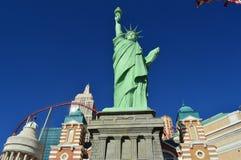 las swobody statua Vegas zdjęcia stock
