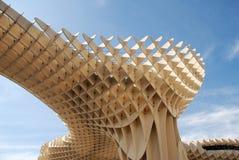 Las szczecinki de Sevilla w Hiszpania zdjęcie royalty free