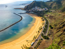 Teresitas Tenerife Stock Photography
