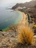 Las Teresitas beach Royalty Free Stock Image