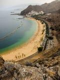Las Teresitas beach Stock Images