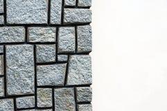 Las texturas del fondo de la pared de piedra se utilizan en el diseño de arquitectura Imagen de archivo libre de regalías