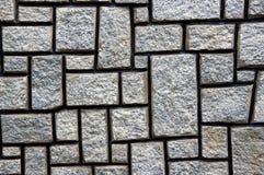 Las texturas del fondo de la pared de piedra se utilizan en el diseño de la arquitectura part3 Imagen de archivo libre de regalías