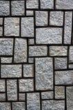 Las texturas del fondo de la pared de piedra se utilizan en el diseño de la arquitectura part2 Foto de archivo libre de regalías