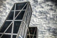 Las torres Fotos de archivo