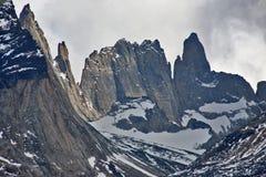 Las torres de Chile Imagen de archivo libre de regalías