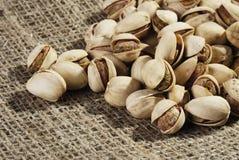 Las tuercas de pistacho Foto de archivo