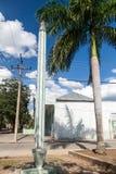 LAS TUNAS, CUBA - JAN 27, 2016: Monumento a Alfabetizacion Monument of the literacy in Las Tun stock photos