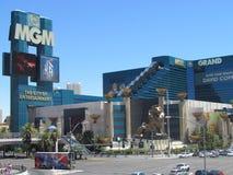 las uroczysty hotelowy mgm Vegas Zdjęcie Royalty Free