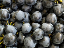 Las uvas Fotos de archivo