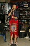 Las vírgenes, Rebekah Del Rio foto de archivo libre de regalías