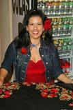 Las vírgenes, Rebekah Del Rio imagen de archivo libre de regalías