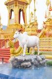 Las vacas en el cuento de hadas de Asia 171105 0482 imagenes de archivo