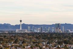 Las Veas Nevada Fotografía de archivo libre de regalías
