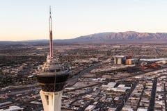 Las Veas Nevada Imagen de archivo libre de regalías