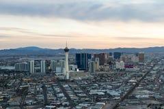 Las Veas Nevada Foto de archivo