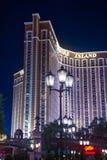 Las Vegas, île de trésor Images stock