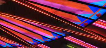 las Vegas światła zdjęcia royalty free