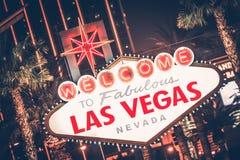 Las Vegas Невада Стоковое Фото