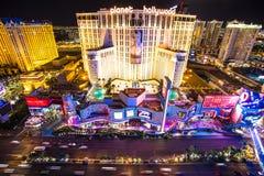 Las Vegas Невада Стоковое фото RF