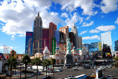 Las Vegas imagen de archivo libre de regalías