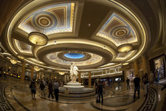 LAS VEGAS - 25 SEPTEMBRE : Réception de Caesars Palace Image stock