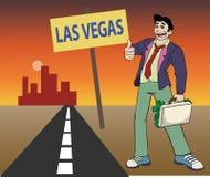 Las Vegas Illustrazione Vettoriale