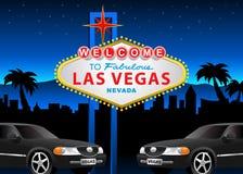 Las Vegas ! illustration de vecteur