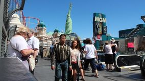 Las Vegas lager videofilmer