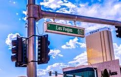 Las Vegas Lizenzfreies Stockbild