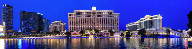 Las Vegas Stockbild