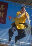 Las Vegas, Año Nuevo chino Fotos de archivo libres de regalías