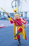 Las Vegas, Año Nuevo chino Fotografía de archivo