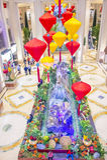 Las Vegas, Año Nuevo chino veneciano Foto de archivo libre de regalías