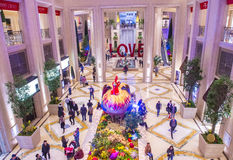 Las Vegas, Año Nuevo chino veneciano Fotografía de archivo