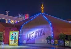 Las Vegas, absinthe Images stock