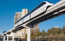 LAs Vegas aerial tram Royalty Free Stock Image