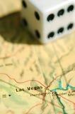 Las Vegas afortunado Fotografia de Stock Royalty Free