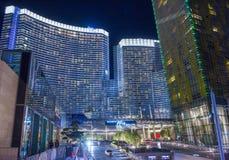 Las Vegas aria Royaltyfri Bild