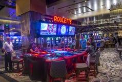 Las Vegas aria Royaltyfria Bilder
