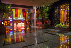 Las Vegas aria Obraz Royalty Free
