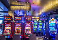 Las Vegas aria Zdjęcia Stock