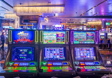 Las Vegas aria Zdjęcie Royalty Free