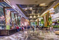 Las Vegas aria Royaltyfri Foto