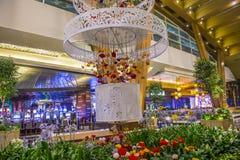 Las Vegas aria Royaltyfri Fotografi
