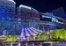 Las Vegas Aria Royalty Free Stock Image