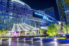 Las Vegas Aria Royalty Free Stock Photo